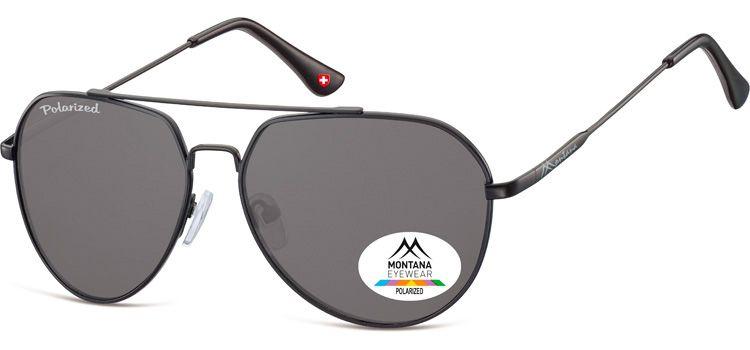 Polarizační brýle MONTANA MP90B Cat.3 E-batoh