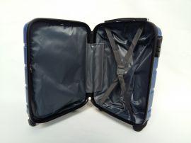Kabinový kufr TR-A39 SILVER BRIGHT XS E-batoh
