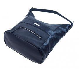 adca01f1e9 Elegantní kombinovaná dámská crossbody kabelka NH8023 modrá NEW BERRY  E-batoh