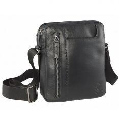 Taška přes rameno BHPC New Virginia  BH-1162-01 černá