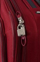 Cestovní kufr d&n 9350 S GREY E-batoh