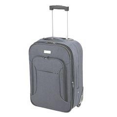 Cestovní kufr d&n 9350 S GREY