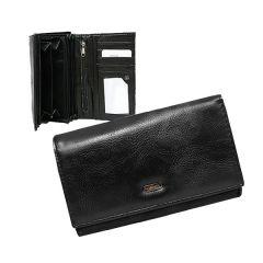 Černá dámská peněženka 4U Cavaldi D19 E-batoh
