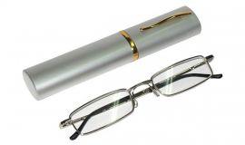 Dioptrické brýle v pouzdru Koko 2134/ +1,25 šedé