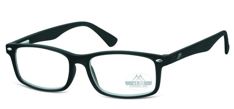Dioptrické brýle Lihhtweight MR83 BLACK+3,50