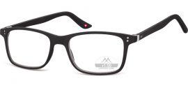 Dioptrické brýle Lihhtweight MR72 BLACK+2,50