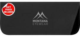 Dioptrické brýle Lihhtweight MR72 BLACK+2,50 MONTANA EYEWEAR E-batoh