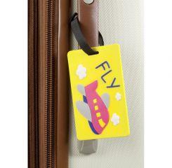 Jmenovka na kufr FLY