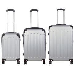 Cestovní kufr AVALON II SILBER střední M