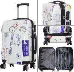 Cestovní kufr Flight malý S Monopol E-batoh