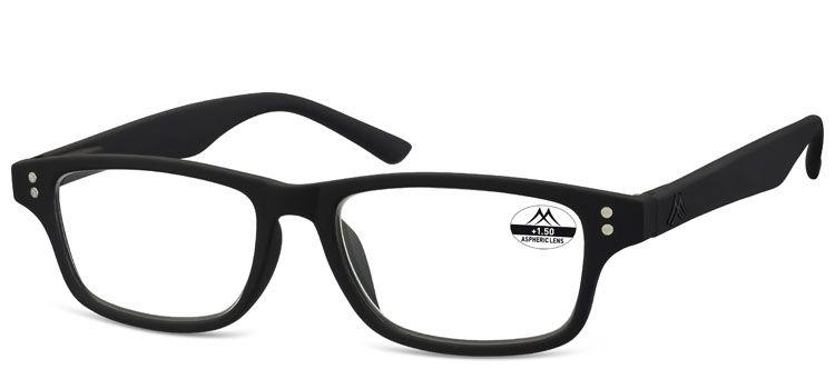 Dioptrické brýle MR97 BLACK +3,50