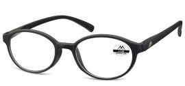 Dioptrické brýle MR89 BLACK +3,50