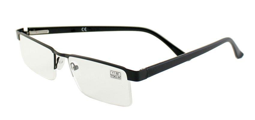 Dioptrické brýle B&B 007/+4,00 black