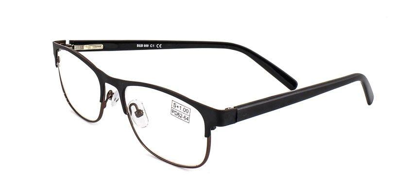 Dioptrické brýle B&B 009/+2,50