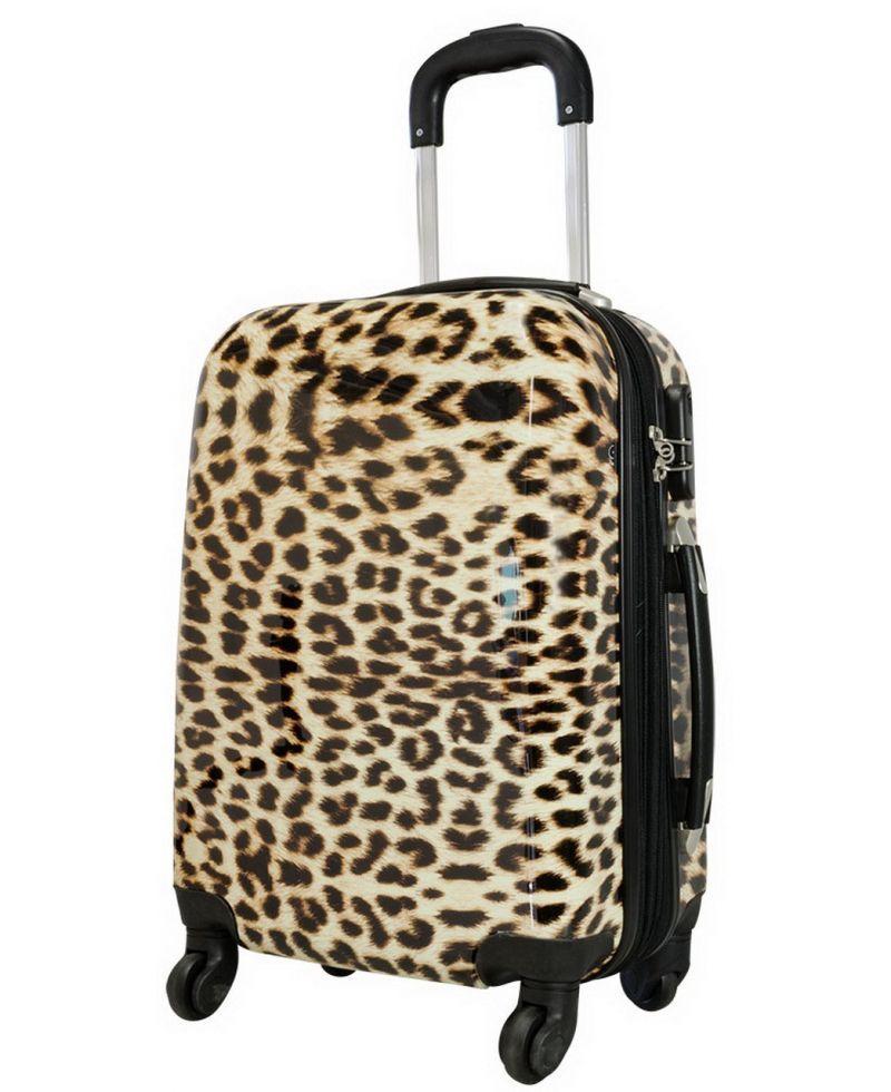 Cestovní kufr LEO malý S