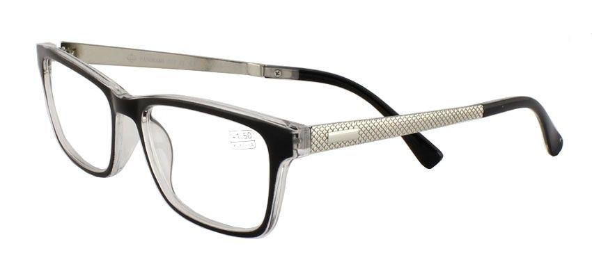 Dioptrické brýle Panorama 017/+3,50 black