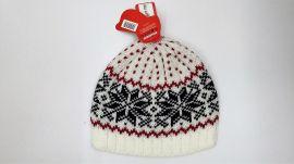 zimní čepice RELAX červená