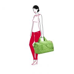 Reisenthel Allrounder L Spots Green E-batoh