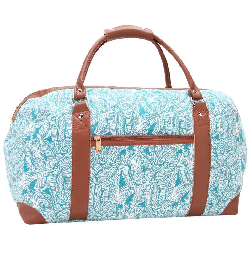 Cestovní taška JAZZI 2172 - zelená