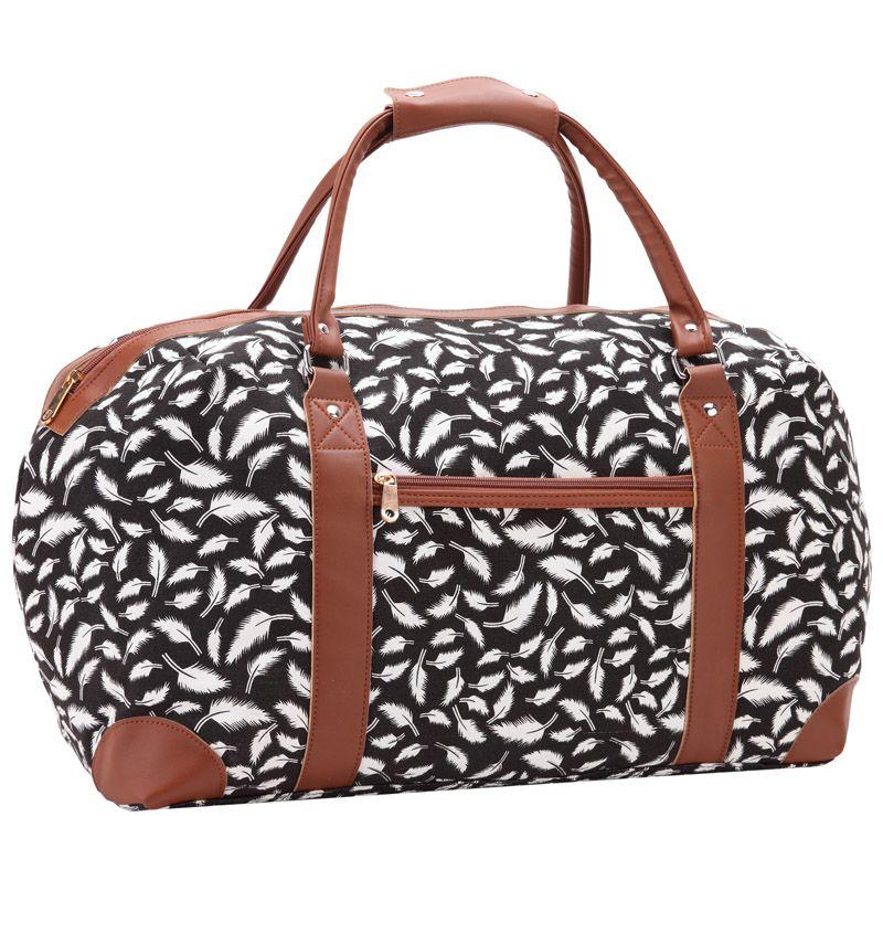 Cestovní taška JAZZI 2174 - černá
