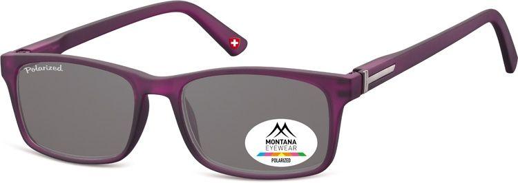 Polarizační brýle MONTANA MP25E Cat.3 + pouzdro