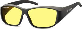 Polarizační brýle na noční vidění pro řidiče Montana FO4H na dioptrické brýle