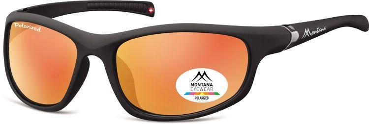 Polarizační brýle MONTANA SP310B Cat.3 + pouzdro E-batoh