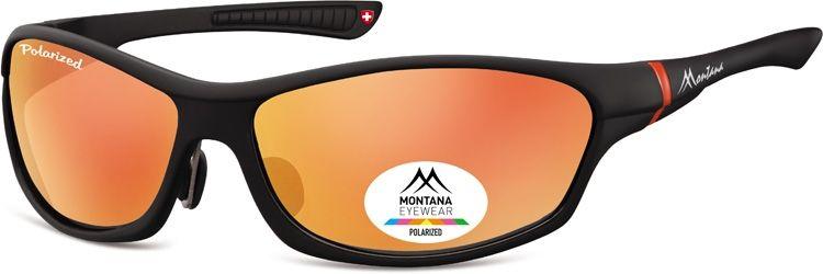 Polarizační brýle MONTANA SP307B Cat.3 + pouzdro
