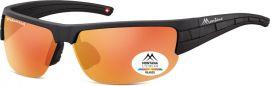 Polarizační brýle MONTANA SP306B Cat.3 + pouzdro