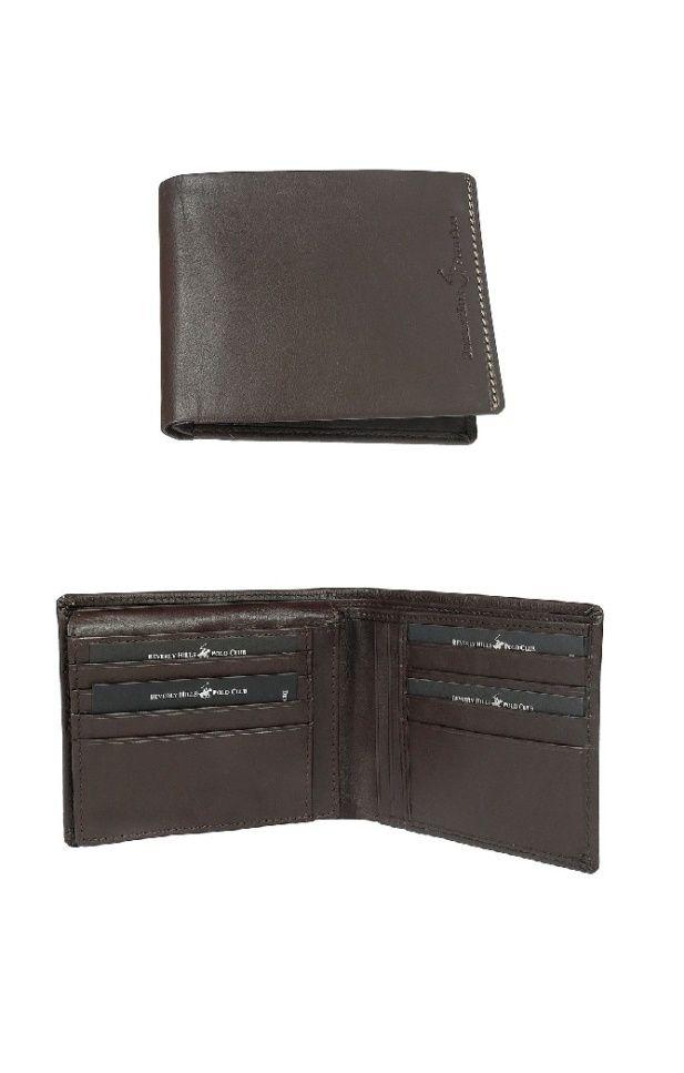 Peněženka pánská BHPC New York BH-252-25 hnědá