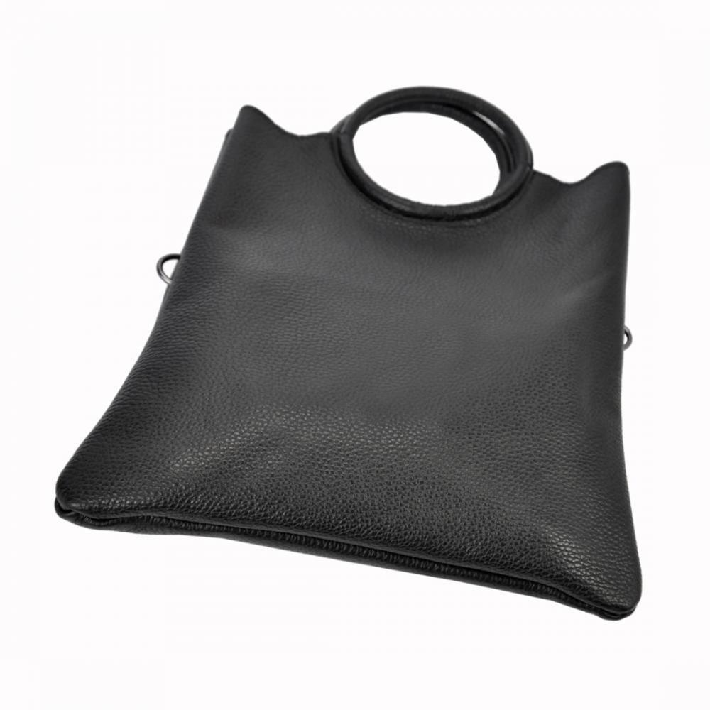 de7e5d8987 Kožená béžová moderní dámská kabelka Patrizia Piu E-batoh