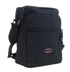 Menší pánská crossbody taška C1023 černá