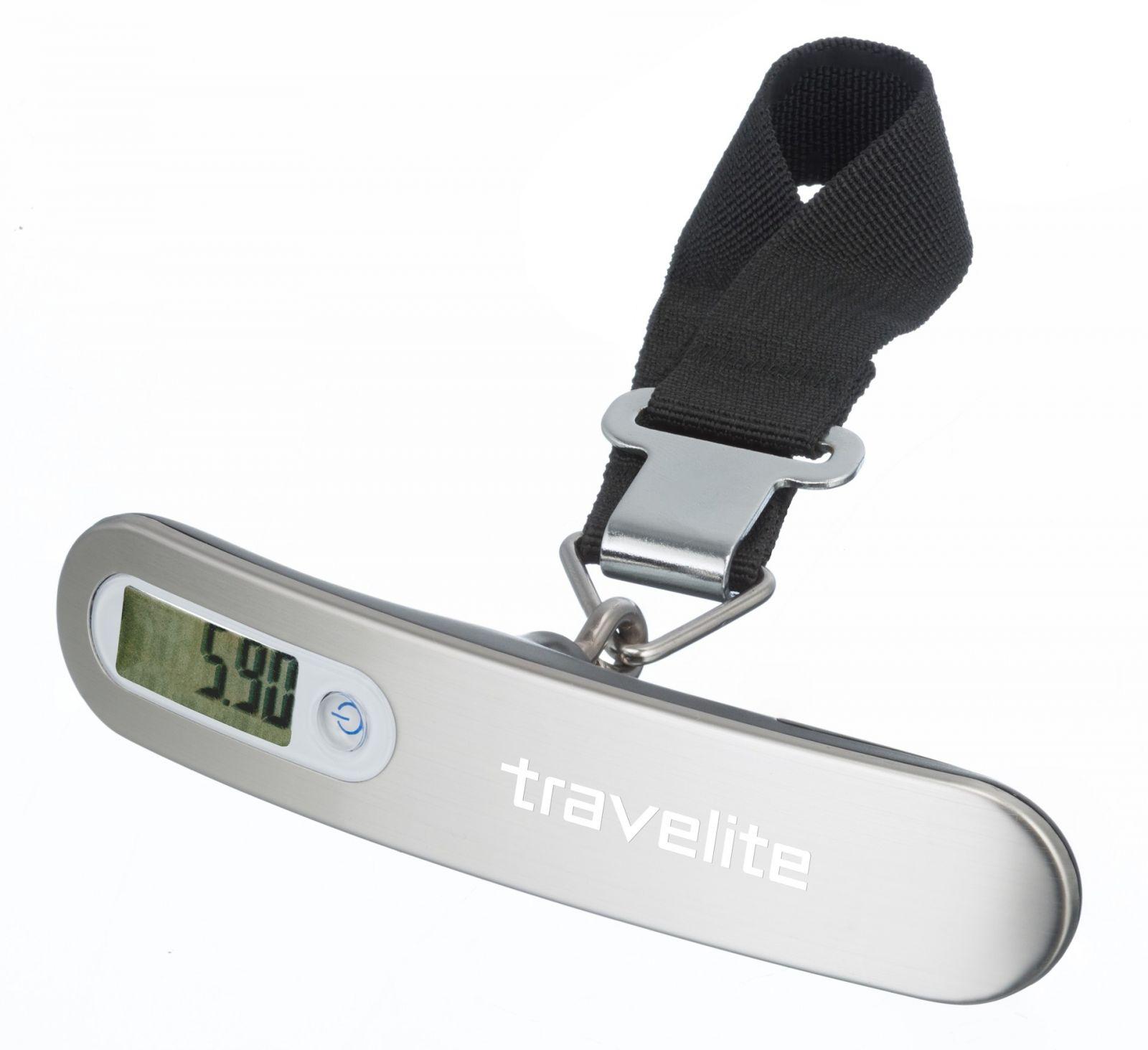 Travelite Luggage scale Silver E-batoh