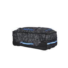 Travelite Basics Doubledecker Black print E-batoh