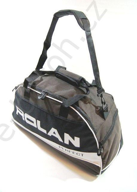 Cestovní taška ROLAN CS-22B hnědá E-batoh