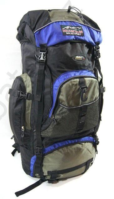 Cestovní KROSNA - ROLAN CB-902 85L, batoh na hory E-batoh