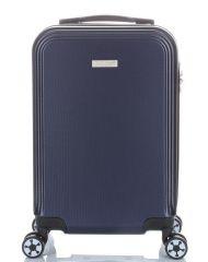Cestovní kufr ABS T-Class 1360 BLUE malý S