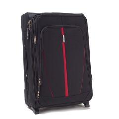 Cestovní kufr WINGS 1706 BLACK velký L