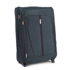 Cestovní kufr WINGS 1706 DOUBLE GREEN střední M