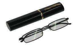 Dioptrické brýle v pouzdru Koko 2134/ +1,25 černé