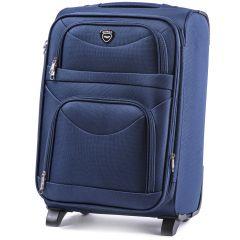 Cestovní kufr WINGS 6802 BLUE malý S