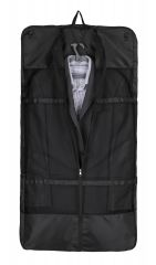 Travelite Garment bag L Black E-batoh