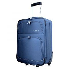 Trolley-CASE BELLUGIO malý modrý S