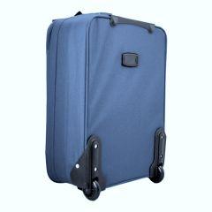 Trolley-CASE BELLUGIO malý modrý S E-batoh