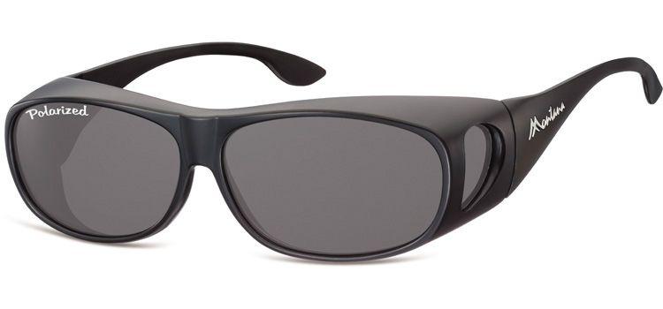 Polarizační brýle Montana FO2G na dioptrické brýle se šedou čočkou v pouzdru