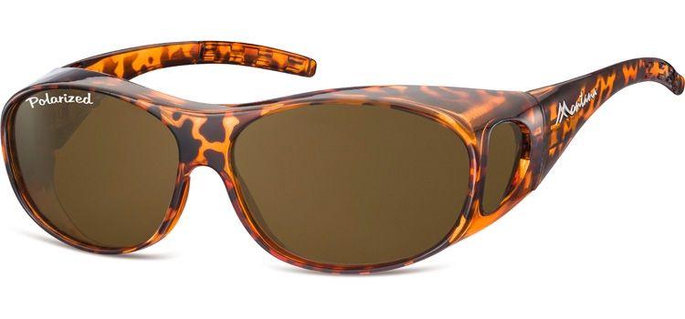 Polarizační brýle Montana FO1A na dioptrické brýle v pouzdru