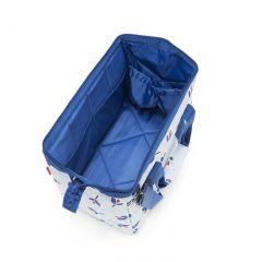 Reisenthel Allrounder M Leaves Blue E-batoh