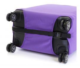 Obal na kufr malý S fialovy E-batoh
