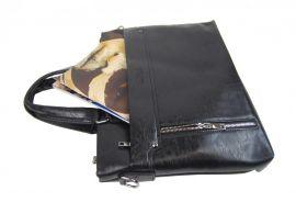 Černá pánská aktovková taška WILD E-batoh