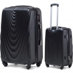 Cestovní kufr WINGS 304 ABS FALCON černý